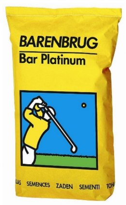Trawa Golfowa Bar.P. Golf BarPlatinum Barenbrug 15kg