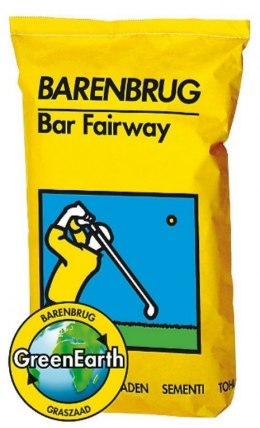 Trawa Golfowa Bar.P. Golf Fairway Intensive Barenbrug 15kg